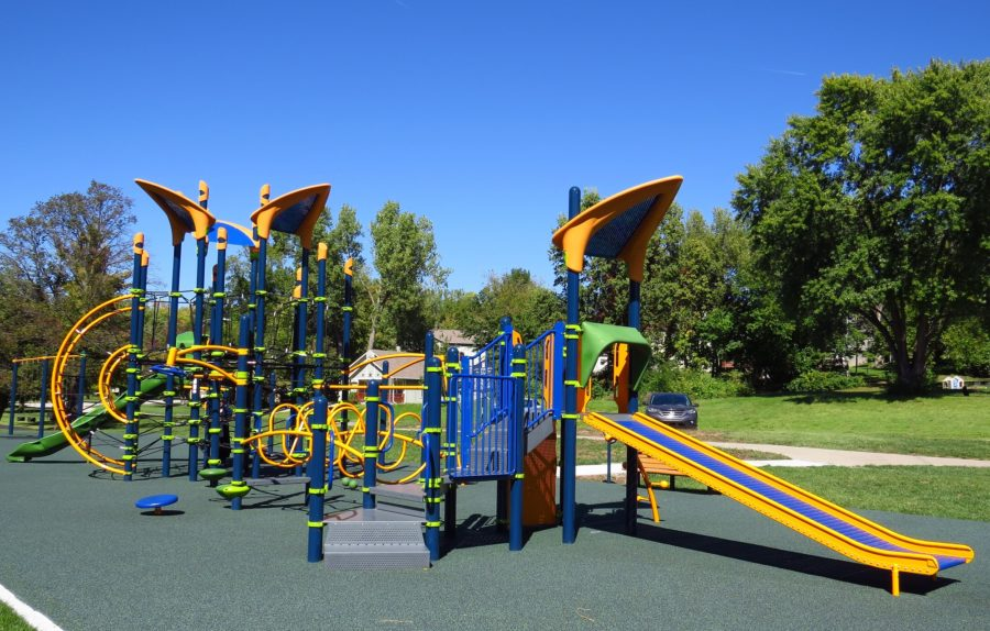 Brown Park Playground Installation