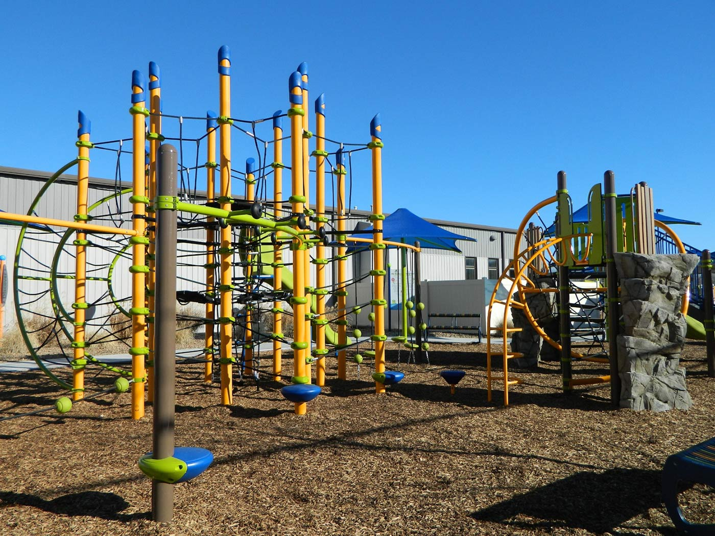 Fair-Play Playground