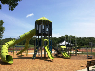 Little Mill Creek-Lenexa Playground