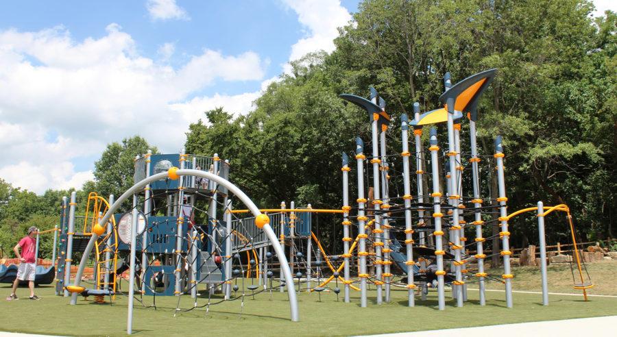 New Playground Construction