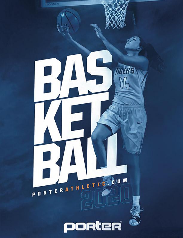 Porter Equipment Basketball
