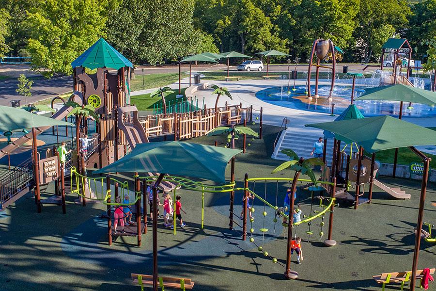 Burrus Playground Park