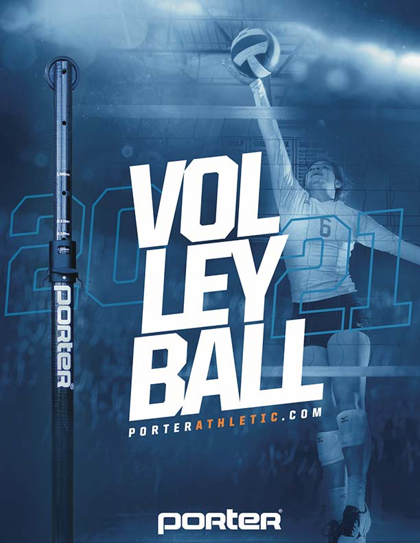 Porter Equipment Volleyball